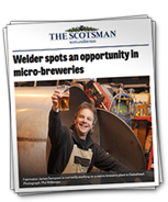 Scotia Welding in the news